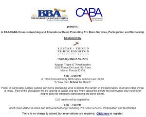 3-16-17 - CABA-BBA seminar